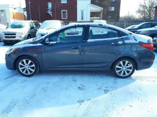 Used 2013 Hyundai Accent 4dr Sdn Auto GLS for sale in Oshawa, ON