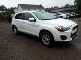 Used 2013 Mitsubishi RVR AWD 4dr CVT SE for sale in Oshawa, ON