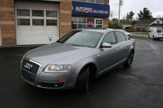 Used 2007 Audi A6 4.2L for sale in Nepean, ON
