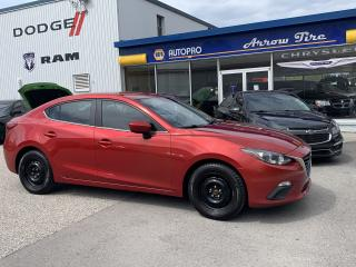 Used 2015 Mazda MAZDA3 for sale in Aylmer, ON