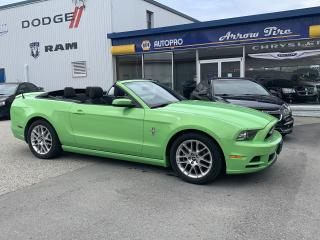 Used 2014 Ford Mustang V6 Premium for sale in Aylmer, ON