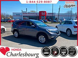Used 2016 Honda CR-V EX AWD***40 180 KM*** for sale in Charlesbourg, QC