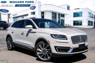 Used 2019 Lincoln Nautilus RESERVE for sale in Hamilton, ON