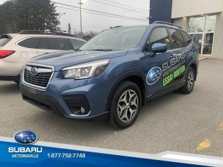 Used 2020 Subaru Forester 2.5i AWD ** COMMODITÉ ** EYESIGHT for sale in Victoriaville, QC