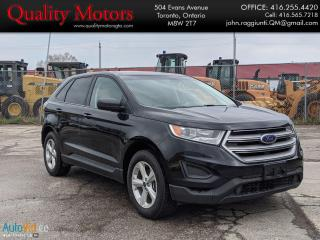 Used 2017 Ford Edge SE for sale in Etobicoke, ON