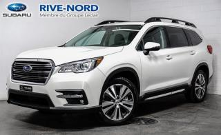 Used 2020 Subaru ASCENT Limited 8.PASS NAVI+CUIR+TOIT.OUVRANT for sale in Boisbriand, QC