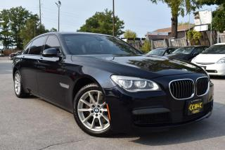 Used 2014 BMW 7 Series 740Li xDrive for sale in Oakville, ON