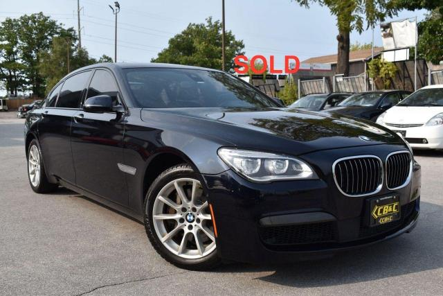 2014 BMW 7 Series SOLD