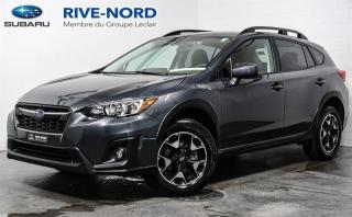 Used 2020 Subaru XV Crosstrek Touring MAGS+CAM.RECUL+SIEGES.CHAUFFANTS for sale in Boisbriand, QC