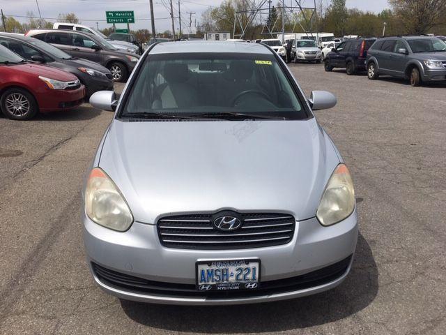 2007 Hyundai Accent GL