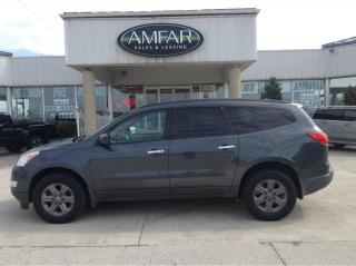 Used 2011 Chevrolet Traverse LS for sale in Tilbury, ON
