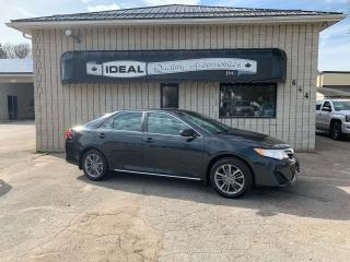 Used 2012 Toyota Camry LE for sale in Mount Brydges, ON