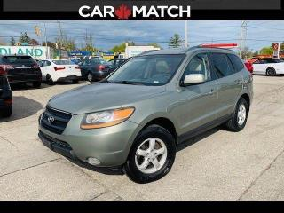 Used 2009 Hyundai Santa Fe GLS / LEATHER / SUNROOF for sale in Cambridge, ON