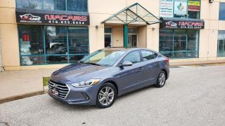 Used 2018 Hyundai Elantra GL SE**1 OWNER**NO ACCIDENT**BACKUP CAM** for sale in North York, ON