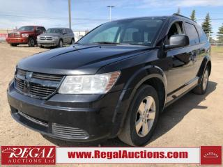 Used 2009 Dodge Journey SXT 4D Utility 2WD 3.5L for sale in Calgary, AB