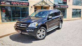 Used 2010 Mercedes-Benz GL-Class GL 350 BlueTEC**NAVI**BACKUP CAM**NO ACCIDENT** for sale in North York, ON