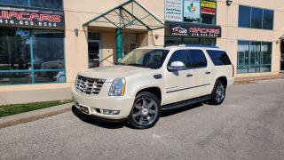 Used 2010 Cadillac Escalade ESV LUXURY**1 OWNER**NO ACCIDENT** for sale in North York, ON