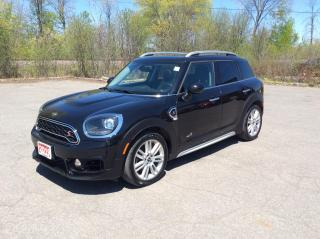 Used 2019 MINI Cooper Countryman Cooper S ALL4 - LEATHER - SUNROOF! for sale in Ottawa, ON