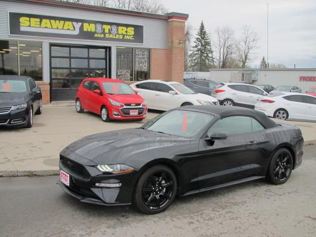 2019 Ford Mustang ECOBOOST PREMIUM CON