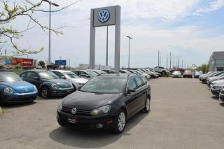 Used 2014 Volkswagen Golf Wagon 2.0L TDI DSG Highline for sale in Whitby, ON
