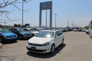 Used 2013 Volkswagen Golf Wagon 2.0TDI DSG Highline for sale in Whitby, ON
