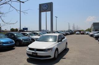 Used 2013 Volkswagen Jetta Sedan 2.0L Trendline Manual for sale in Whitby, ON