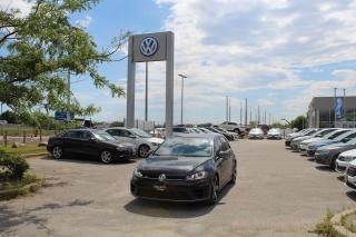 Used 2017 Volkswagen Golf R 2.0T Man 4MOTION for sale in Whitby, ON