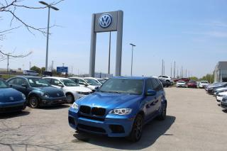 Used 2013 BMW X5 M 4.4L M AWD for sale in Whitby, ON