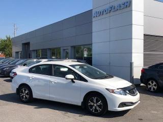 Used 2015 Honda Civic Sedan LX 1.8L *Bluetooth *Camera *Extra Clean! for sale in Saint-Hubert, QC
