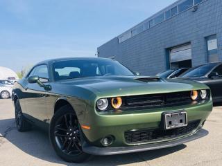 Used 2019 Dodge Challenger |GT|AWD|BLACK TOP|BACKUP SENSORS|VENT SEATS|ALPINE SPEAKERS! for sale in Brampton, ON