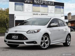 Used 2013 Ford Focus 5dr HB ST Turbo *One Owner | Navi | Bluetooth* for sale in Scarborough, ON