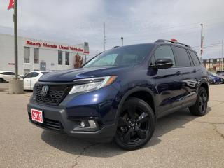 Used 2019 Honda Passport Touring - Navigation - Leather - Sunroof- LOW KMS! for sale in Mississauga, ON
