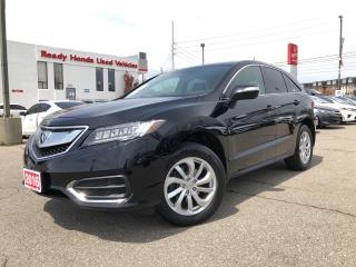 Used 2016 Acura RDX Tech Pkg - Navigation - Leather - Sunroof for sale in Mississauga, ON