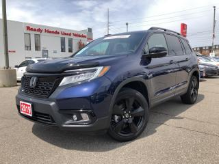 Used 2019 Honda Passport Touring - Navigation - Leather - Sunroof - LOW KMS for sale in Mississauga, ON