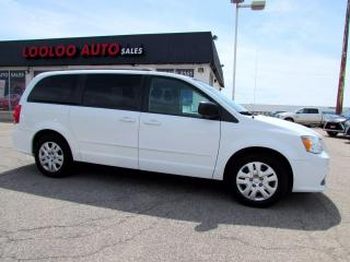 Used 2016 Dodge Grand Caravan SE/SXT AUTOMATIC 3.6L CERTIFIED for sale in Milton, ON