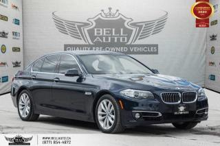 Used 2016 BMW 5 Series 528i xDrive, AWD, NAVI, REAR CAM, HEAD-UP DIS, SENSORS for sale in Toronto, ON