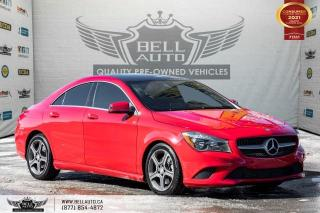 Used 2016 Mercedes-Benz CLA-Class 250 4MATIC, NO ACCIDENTS, AWD, NAVI, PANO, REAR CAM. for sale in Toronto, ON