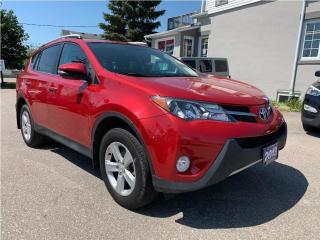 Used 2013 Toyota RAV4 XLE | AWD, Nav, Sunroof, Heated Seats, Sunroof for sale in Caledonia, ON
