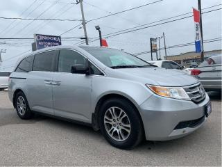 Used 2011 Honda Odyssey EX-L | DVD, Leather, Sunroof for sale in Caledonia, ON