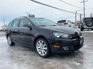 Used 2013 Volkswagen Golf Wagon HIGHLINE for sale in Caledonia, ON