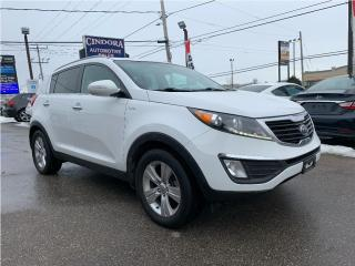 Used 2011 Kia Sportage EX AWD | Heated Seats, Backup Cam, Bluetooth for sale in Caledonia, ON