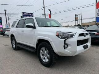 Used 2016 Toyota 4Runner SR5 4x4 Premium. Like brand new without the price. for sale in Caledonia, ON