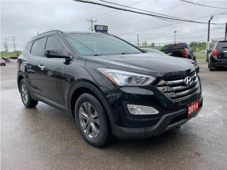 Used 2014 Hyundai Santa Fe Sport AWD,  keyless entry, premium audio for sale in Caledonia, ON