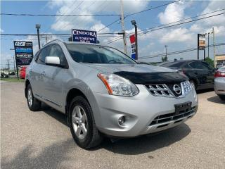 Used 2013 Nissan Rogue SL   AWD, 2.5 lire, automatic, roomy for sale in Caledonia, ON