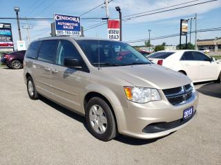 Used 2013 Dodge Grand Caravan SE | 7 Passenger stow and go, for sale in Caledonia, ON