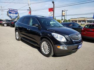 Used 2012 Buick Enclave CXL | AWD, 7 Passenger, Leather, Rear View Cam for sale in Caledonia, ON