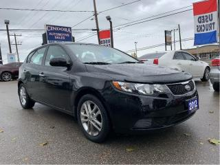 Used 2012 Kia Forte EX | Heated Seats, A/C, Bluetooth for sale in Caledonia, ON
