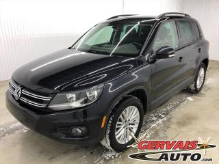 Used 2016 Volkswagen Tiguan Special Edition 4Motion AWD Caméra de recul Mags *Traction intégrale* for sale in Trois-Rivières, QC