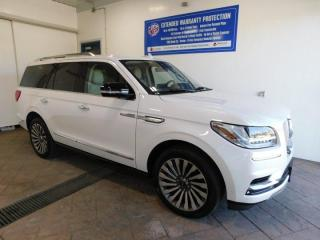 Used 2019 Lincoln Navigator Reserve LEATHER NAVI SUNROOF for sale in Listowel, ON