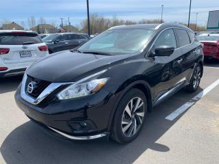 Used 2016 Nissan Murano *PLATINIUM* V6 AWD * GPS * TOIT * CUIR * for sale in Québec, QC